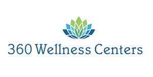 360 wellness centers logo