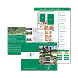 ahrens park brochure