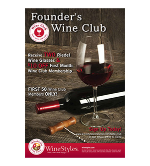 ws founders club poster