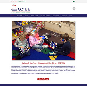 gnee website