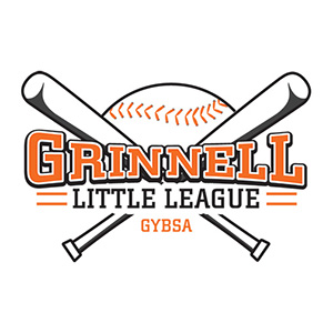 grinnell little league logo