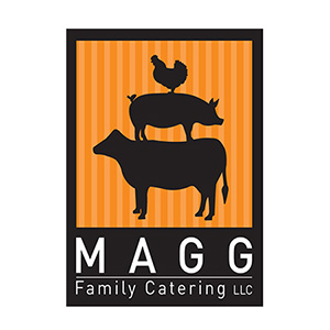 magg family catering logo
