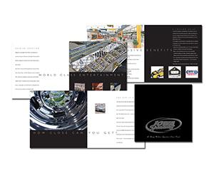 ia speedway brochure